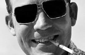 OnGratitude: HUNTER S. THOMPSON – Too Exhausted To Live, Too Curious To Die