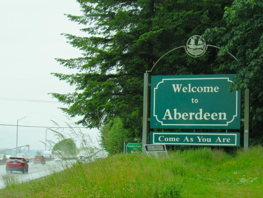Aberdeen, WA - June 3, 2018